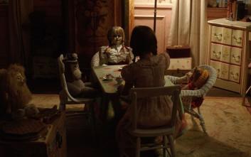 Το θρίλερ «Annabelle: Creation» κάνει πρεμιέρα στην Ελλάδα στις 14 Σεπτεμβρίου