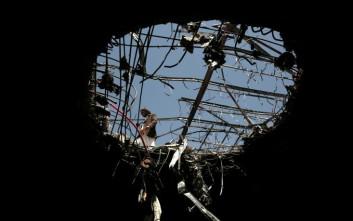 Βομβαρδίστηκε το υπ. Άμυνας της Υεμένης