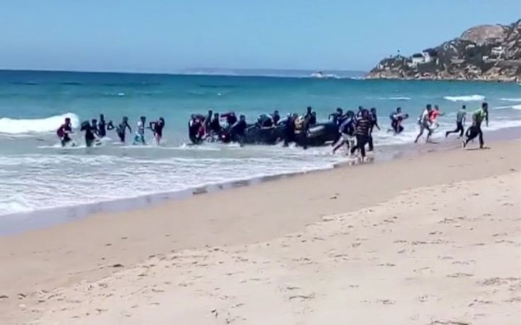 «Κώδωνας κινδύνου» για τις μεταναστευτικές ροές στην Ισπανία