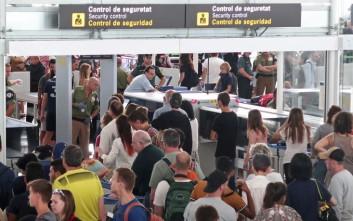 Προς νέα απεργία οι εργαζόμενοι στην ασφάλεια του αεροδρομίου της Βαρκελώνης