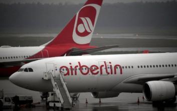 Πολιτική θύελλα στη Γερμανία για τη χρεοκοπημένη Air Berlin