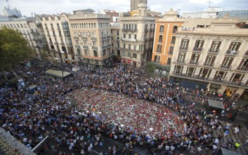Πάνω από 400.000 άνθρωποι είπαν «όχι» στην τρομοκρατία