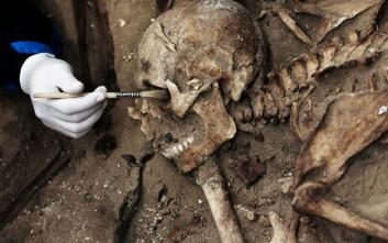 «Συναγερμός» για ανθρώπινα οστά σε αγροτική περιοχή