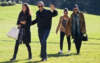 Στο Χάρβαρντ φοιτήτρια η Μάλια Ομπάμα