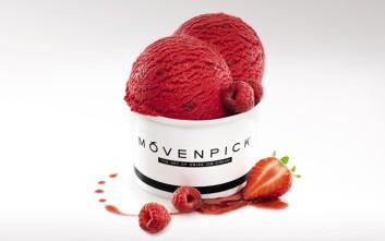 Mövenpick, εξαιρετικό παγωτό από κορυφαίες πρώτες ύλες