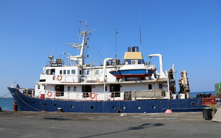 Το C-Star αντιμετώπισε πρόβλημα αλλά αρνήθηκε τη βοήθεια από σκάφος γερμανικής ΜΚΟ