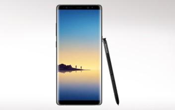 Ξεκινά η προπαραγγελία σε COSMOTE και ΓΕΡΜΑΝΟ για το Samsung Galaxy Note8