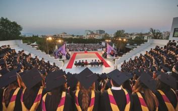 Το πρωτοπόρο Πανεπιστήμιο Λευκωσίας, η 1η επιλογή των Ελλήνων φοιτητών στο εξωτερικό