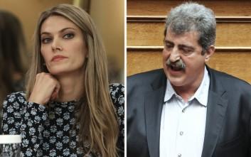 «Οι κομμουνιστές κυνηγούσαν δοσίλογους» απαντά ο Πολάκης στην Καϊλή για τον νεκρό παππού της