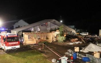Δύο νεκροί από σφοδρή καταιγίδα στην Αυστρία