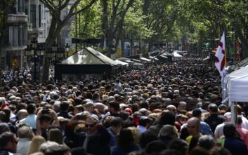 Ακτιβιστές κατά του μαζικού τουρισμού ανέλαβαν δράση στην Ισπανία