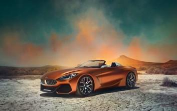 BMW Concept Z4, ελευθερία σε τέσσερις τροχούς