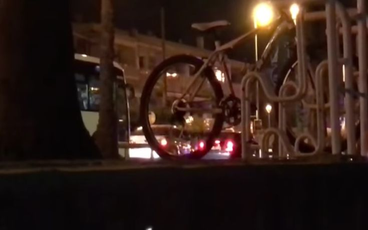 Βίντεο με τη στιγμή της επίθεσης στο Καμπρίλς