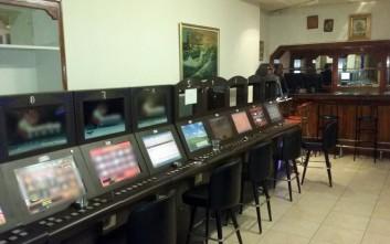 Καφενείο στην Αττική είχε μετατραπεί σε μίνι καζίνο