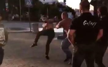 Ρώσος πρωταθλητής της άρσης βαρών έπεσε νεκρός σε μονομαχία δρόμου