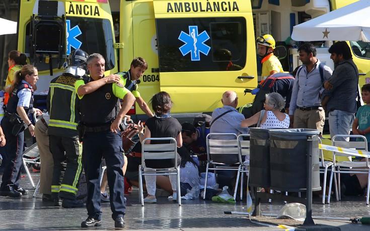 Προφυλακίστηκαν δυο ύποπτοι για το μακελειό στη Βαρκελώνη