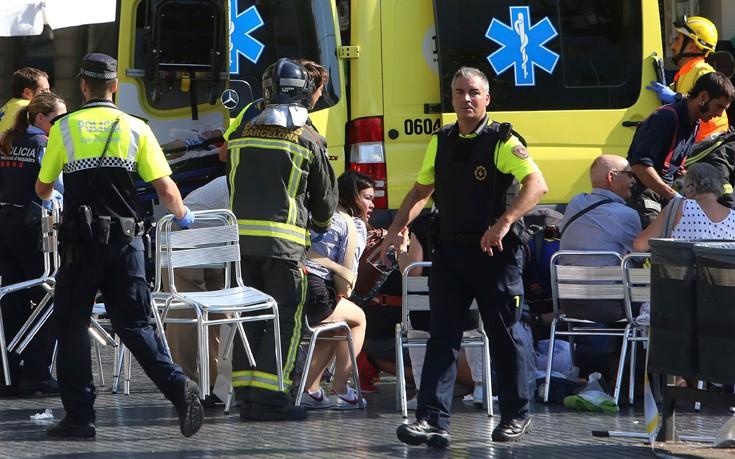 Πυρήνας οκτώ ατόμων πίσω από τις επιθέσεις στην Ισπανία