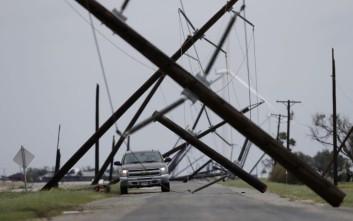 Εικόνες αποκάλυψης στο Τέξας από την καταιγίδα Χάρβεϊ