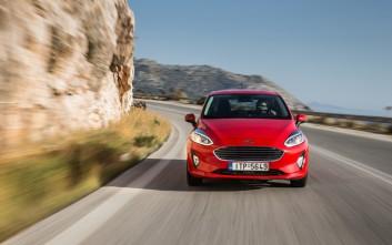Το Ford Fiesta με 8 χρόνια εγγύηση και ελκυστικά χρηματοδοτικά