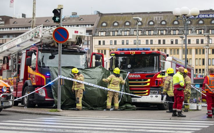 Έγκλημα που συνδέεται με την τρομοκρατία θεωρεί τις επιθέσεις με μαχαίρι η Φινλανδία