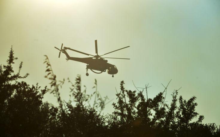 Συνετρίβη ελικόπτερο στην Πορτογαλία
