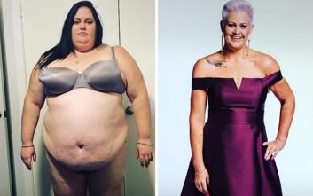 Από υπέρβαρη έγινε αθλήτρια του τριάθλου πετυχαίνοντας την απόλυτη μεταμόρφωση