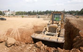 Σε φουλ ρυθμούς τα έργα για το γήπεδο της ΑΕΚ