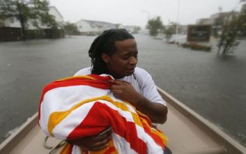 Τουλάχιστον 33 οι νεκροί στο Τέξας από την καταιγίδα Χάρβεϊ