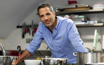 Ισραηλινο-βρετανός σεφ αποθεώνει το μανούρι