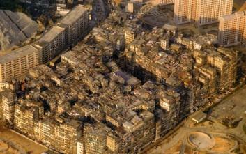 Η πόλη του σκότους