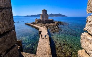 Ταξίδι στην ιστορία με αφετηρία το κάστρο της Μεθώνης