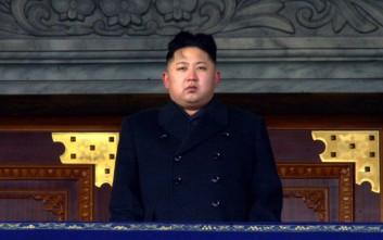 Ο Κιμ Γιονγκ Ουν επιθεώρησε τη δοκιμή ενός «νέου τακτικού κατευθυνόμενου όπλου»