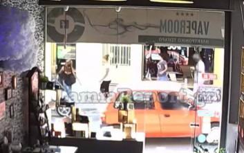 Μπήκαν σε κατάστημα ως πελάτισσες και έφυγαν με 400 ευρώ