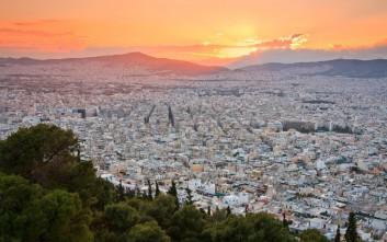 Χάρτης δείχνει ποιο είναι το πιο πυκνοκατοικημένο σημείο της Αθήνας