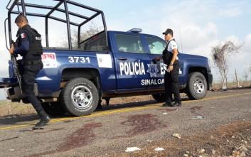 Ξήλωσαν σχεδόν 200 μεξικανούς αστυνομικούς για σχέσεις με το οργανωμένο έγκλημα
