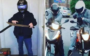Τσαντάκηδες και συμμορίτες απειλούν πια την αστυνομία από το Instagram