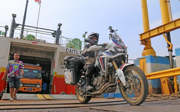 Αποστολή εξετελέσθη για Μητσάκη, «πάτησε» στην Τζακάρτα