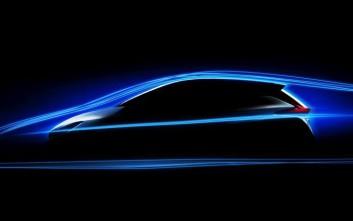 Καλύτερη αεροδυναμική στo νέο Nissan Leaf