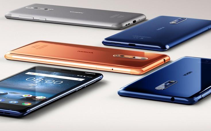 Το Nokia 8 φέρνει τις... bothies, τη μετεξέλιξη των selfies