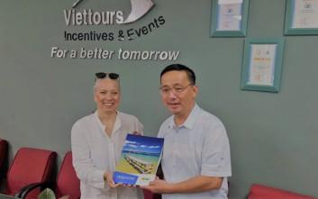O Προαθωνικός Οργανισμός Τουρισμού προσεγγίζει την τουριστική αγορά του Βιετνάμ