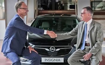 Έκλεισε η αγορά των Opel και Vauxhall από το γαλλικό group PSA