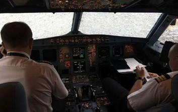Άθλος Ουκρανού πιλότου που προσγείωσε αεροπλάνο στα τυφλά