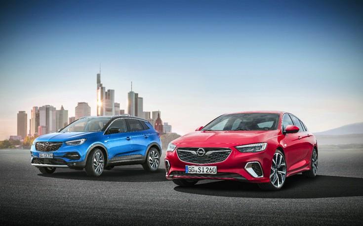 Πολλές πρεμιέρες στο 67ο Σαλόνι της Φρανκφούρτης για την Opel