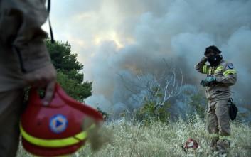 Οι περιοχές με υψηλό κίνδυνο πυρκαγιάς την Τετάρτη