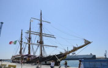 Στη Λάρνακα το ιστορικό πλοίο του ιταλικού πολεμικού ναυτικού «Il Palinuro»