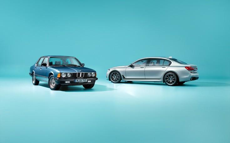 Η BMW 7 Series Edition 40 Jahre είναι η επιτομή της πολυτέλειας