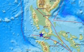Σεισμός 6,6 Ρίχτερ στις Φιλιππίνες