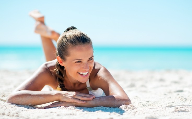 Πώς να προστατευτείτε από τα τσιμπήματα στην παραλία