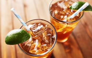Το κρύο τσάι και τα οφέλη για την υγεία μας