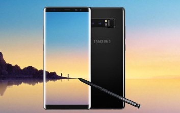 Το Samsung Galaxy Note8 έρχεται στην WIND